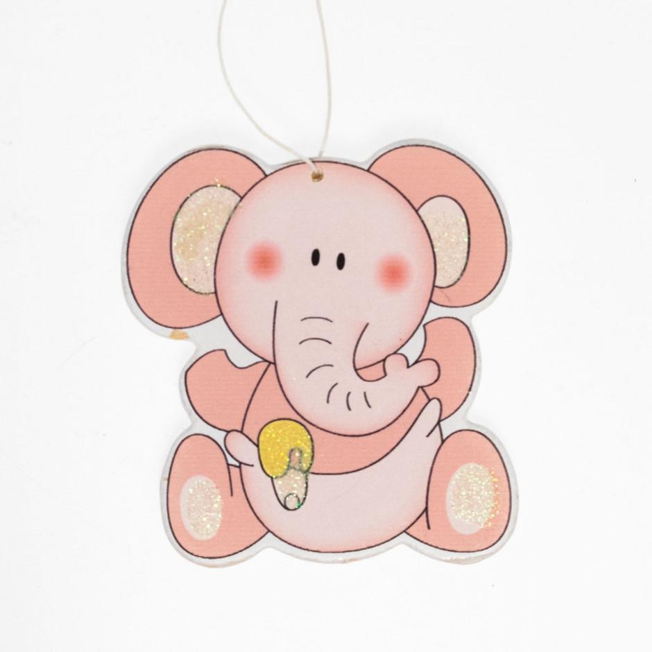 Elefante rosa (pack de 10 unidades)
