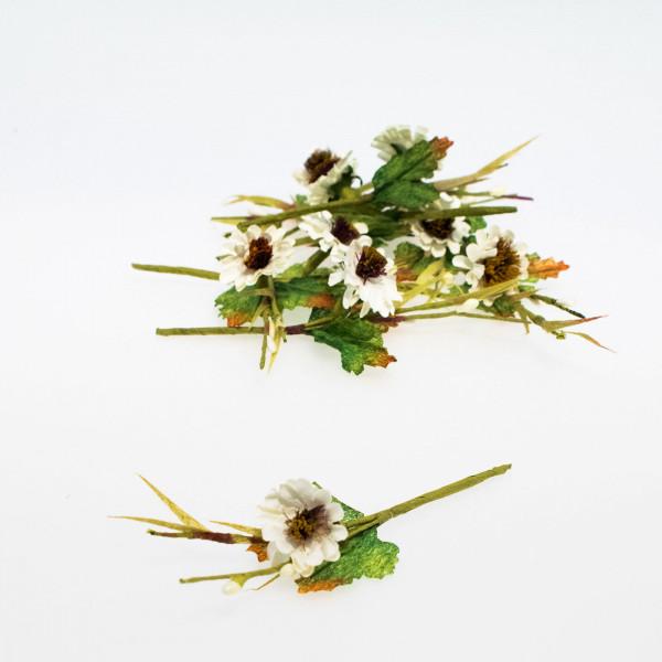 Pick flor marfil (pack de 10 unidades)
