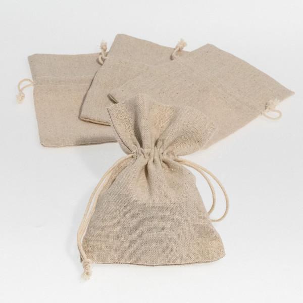 Saco de algodón (pack de 6 unidades)