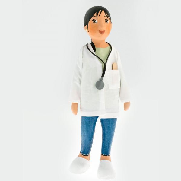 Doctora pantalón