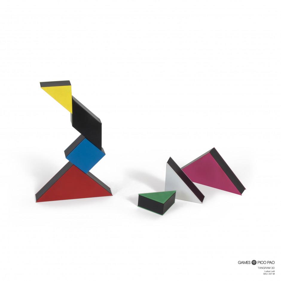Tangram 3D