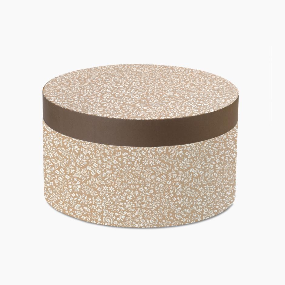 Caja Redonda