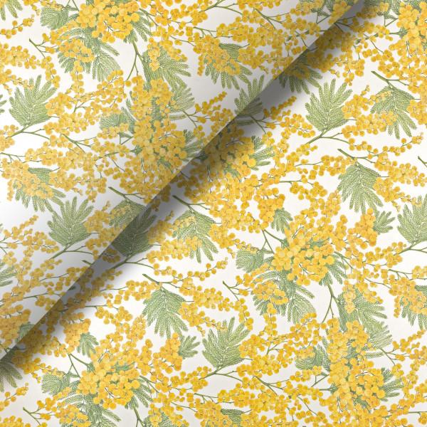 Pliego de papel Mimosas