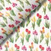 Pliego de papel Tulipanes