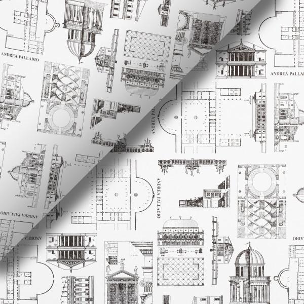 Pliego de papel Arquitectura