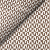 Pliego de papel Triángoli marrón