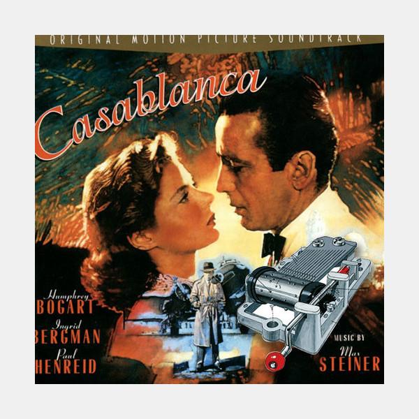 Manivela musical - Casablanca
