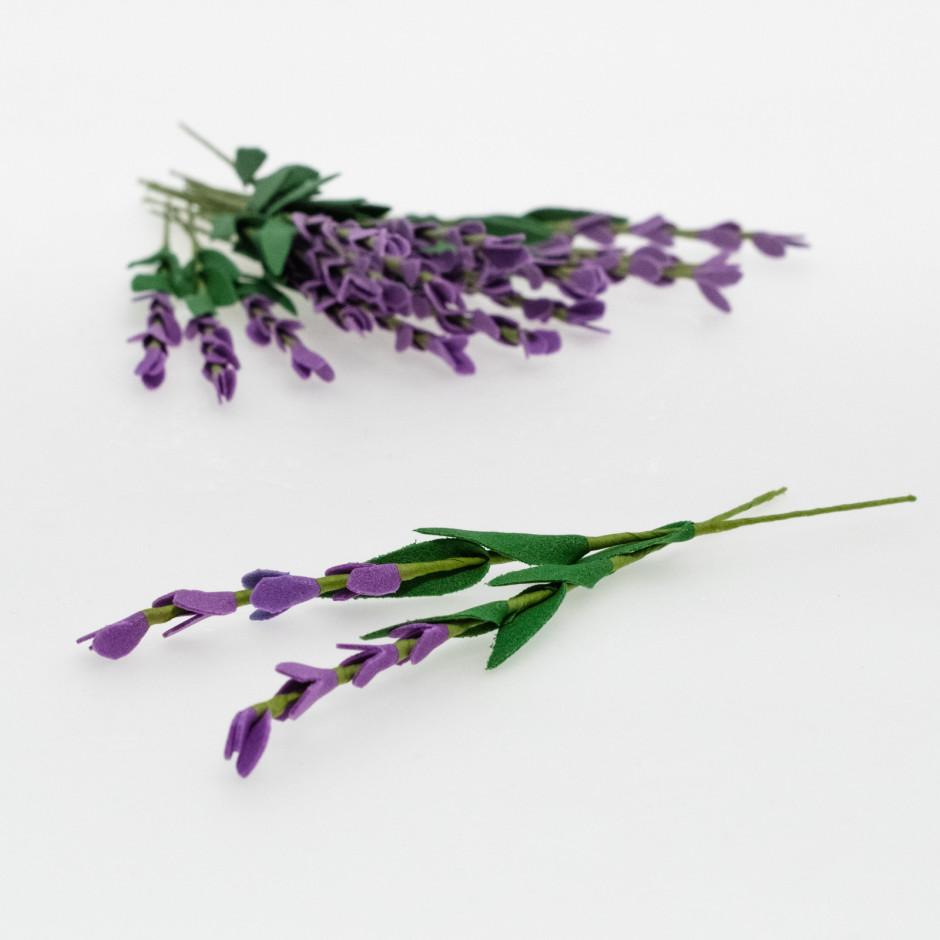 Flor lavanda (pack de 20 unidades)