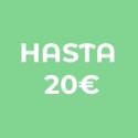 Hasta 20€