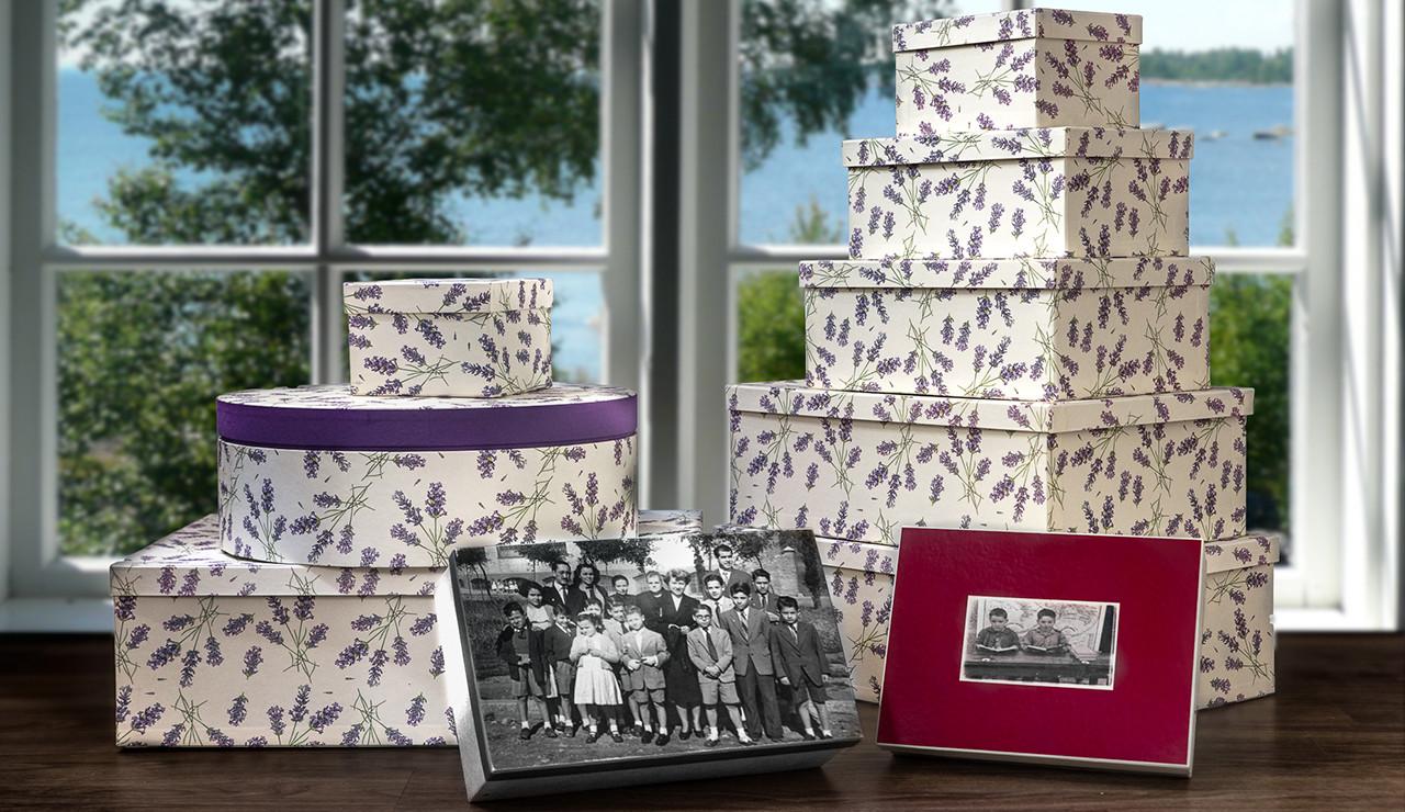 Cajas a medida: para armarios, para regalos, para productos especiales... ¡Para lo que quieras!
